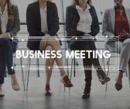 Trabalho Team Business Career Concept Imagens de Stock