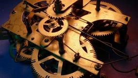 Trabalhosdo mecanismo de Clockvídeos de arquivo