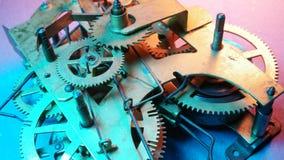 Trabalhosdo mecanismo de Clockvideo estoque