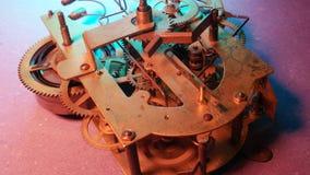 Trabalhosdo mecanismo de Clockfilme