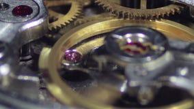 Trabalhos do mecanismo do pulso de disparo filme