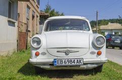 trabant的汽车 库存图片
