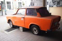 trabant的汽车 库存照片