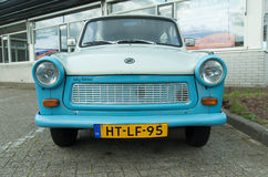 Trabant αυτοκίνητο Στοκ εικόνα με δικαίωμα ελεύθερης χρήσης