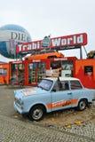 Trabant музей, Берлин Стоковое Изображение RF