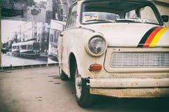 Trabant Royalty-vrije Stock Foto's