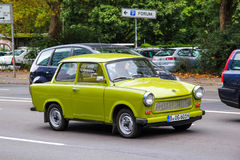 Trabant 601 Royalty-vrije Stock Afbeelding