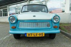 Trabant-auto Royalty-vrije Stock Afbeelding