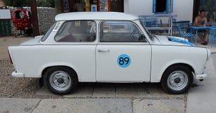 Trabant Auto Lizenzfreie Stockbilder