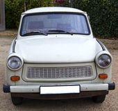 Trabant Car. An old east german Trabant car Royalty Free Stock Image
