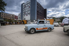 Trabant car Stock Photo