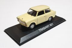 Trabant 601 Stock Photo