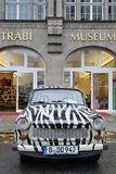 Trabant museum Stock Photography