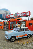 Trabant museum, Berlin Royalty Free Stock Image