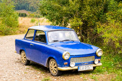 Trabant Royalty Free Stock Photo