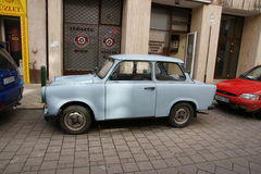 Trabant Royalty Free Stock Photo