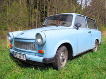 Trabant 601 Universal car Royalty Free Stock Images