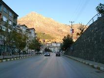 Trabazan。土耳其。 免版税库存照片