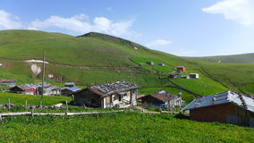 Trabzon Uplands Royalty Free Stock Photography
