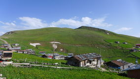 Trabzon Uplands Stock Photography