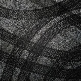 Tracce di gomme di automobile su asfalto Struttura della superficie dell'asfalto Segni della gomma, battistrada, segni del passo  illustrazione vettoriale