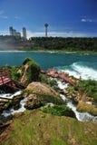 Traccia del Niagara Immagini Stock Libere da Diritti