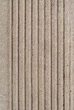 Traccia nella sabbia - textura Immagini Stock