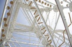 Traccia & scorrevole del cielo di Sandridge fotografie stock