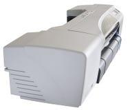 Tracciatore del getto di inchiostro su bianco Immagine Stock