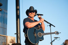 Trace Adkins Royalty Free Stock Image