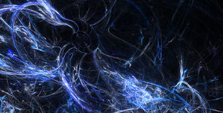 Trace Flame Vortex Royalty Free Stock Images