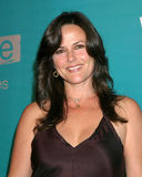 Gia Carides. ] Without a Trace 100th Episode Party Cabana Club Los Angeles, CA September 9, 2006 2006 Kathy Hutchins / Hutchins Photo                     Gia Royalty Free Stock Photo