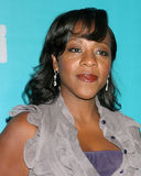 Marianne Jean-Baptiste. ] Without a Trace 100th Episode Party Cabana Club Los Angeles, CA September 9, 2006 2006 Kathy Hutchins / Hutchins Photo Royalty Free Stock Image