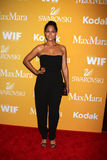 Tracee Ellis Ross arrives at the City of Hope's Music And Entertainment Industry Group Honors Bob Pittman Event Stock Photo
