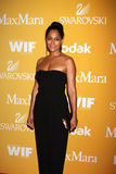 Tracee Ellis Ross arrives at the City of Hope's Music And Entertainment Industry Group Honors Bob Pittman Event Stock Image