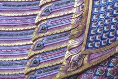 Tracery da arte, textura do fundo Fotografia de Stock Royalty Free