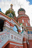 The tracery of Moscow Cathedral Royalty Free Stock Photo
