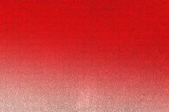 Traces de noir sur le rouge Rouge - ` profond de musique de maison de ` noir Image libre de droits