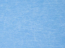 Traces des patins sur la glace photos libres de droits