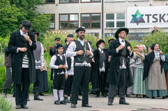 Free Traces Of Jewish Warsaw - Fiddler On The Roof Stock Photos - 73676173