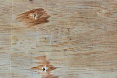 Traces on wood Royalty Free Stock Photo