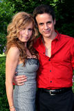 Tracey Bregman, Christian LeBlanc Royalty Free Stock Photo