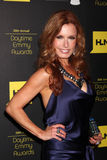 Tracey E Bregman arrives at the 2012 Daytime Emmy Awards Royalty Free Stock Image