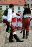 Tracht-Folklore 8 Lizenzfreie Stockfotos