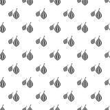 Trachyspermum ammi pattern vector Royalty Free Stock Images