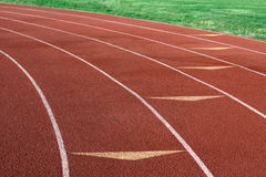 Free Track And Field Lanes Stock Photo - 15450890