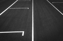 Track competition royalty free stock photography