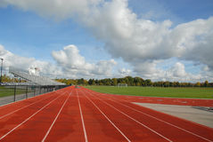 Track & field stock photography