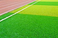Track and field royalty free stock images