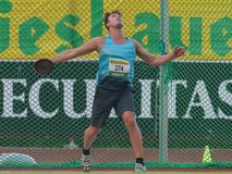 Track and Field Championship 2015 Royalty Free Stock Photography